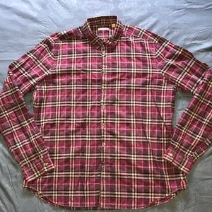 EUC, Burberry Brit button down shirt